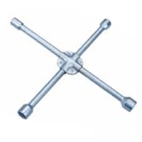 cross wheel spanner
